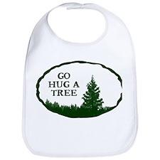 Go Hug a Tree Bib