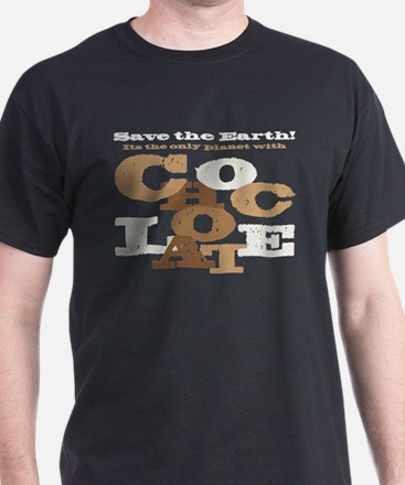 Save the Chocolate! T-Shirt