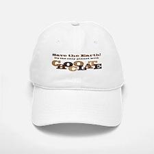 Save the Chocolate! Baseball Baseball Cap