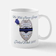 PoliceWeek 2010 Mug