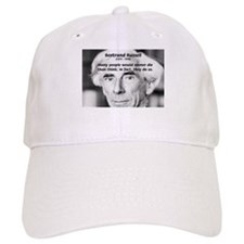 Clever Humour Bertrand Russell Baseball Cap