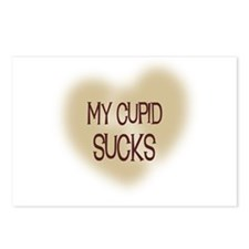 My Cupid Sucks Postcards (Package of 8)