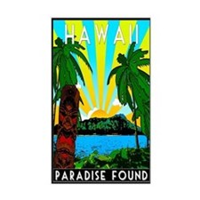 HAWAII - ART DECO Decal