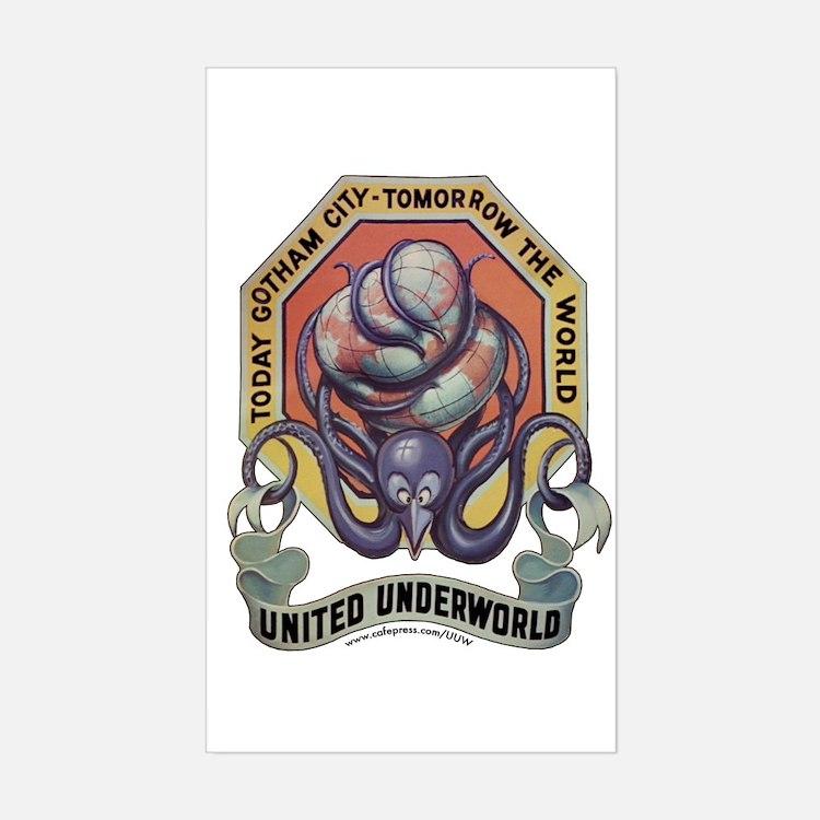 United Underworld Decal