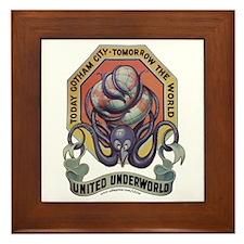United Underworld Framed Tile