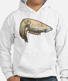 Funny Cuttlefish Hoodie
