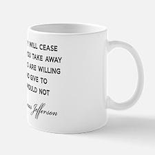 Thomas Jefferson Mug