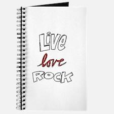 Live Love Rock Journal
