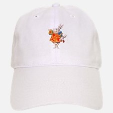 ALICE - THE WHITE RABBIT Baseball Baseball Cap