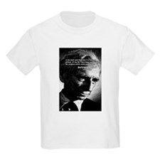 Rational Man Bertrand Russell Kids T-Shirt