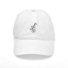 Ivy Guitar Baseball Cap