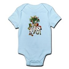 ALICE- PAINTING THE QUEENS ROSES Infant Bodysuit