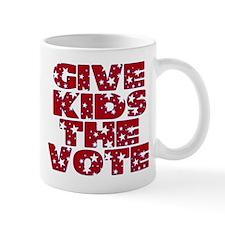 Kids Vote Mug