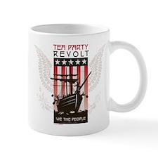 TEA PARTY REVOLT (Eagle) Mug