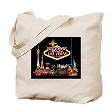 Unique Las vegas Tote Bag