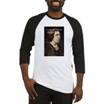 Genius at Play Oscar Wilde Baseball Jersey