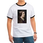 Genius at Play Oscar Wilde Ringer T