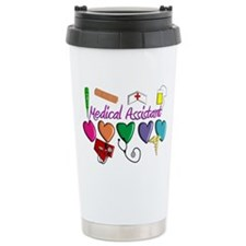 Medical Assistant Travel Mug