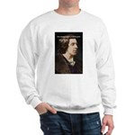 Genius at Play Oscar Wilde Sweatshirt