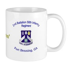 2nd Bn 58th Inf Reg Mug