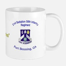 2nd Bn 58th Inf Reg Mug