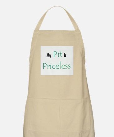 My Pit is Priceless Apron