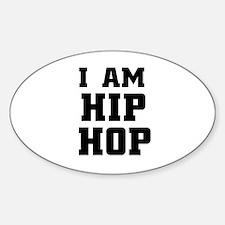 I am hip-hop Decal