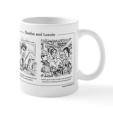 Doofus & Leanie #1 (Gemba) Mug