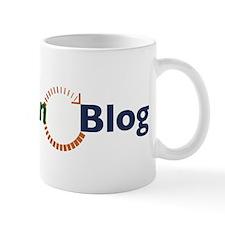 Lean Blog Horizontal Logo Mug