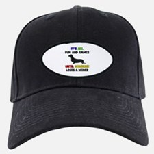 Fun & Games - Weiner Baseball Hat