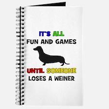 Fun & Games - Weiner Journal