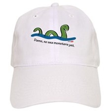 Damn, no sea monsters Baseball Cap