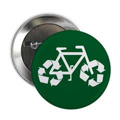 Recycle Bicycle Button