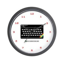 Cute Zx spectrum Wall Clock