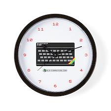 Unique Zx spectrum Wall Clock