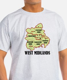 West Midlands T-Shirt