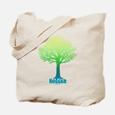 TREE hugger Rainbow Tote Bag