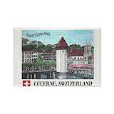 Switzerland Magnets