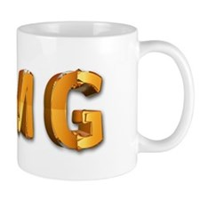 OMG gold Mug