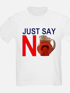 Just Say No 2 T-Shirt