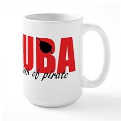 Splash of pirate Mug