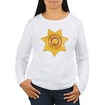 Mono County Sheriff Women's Long Sleeve T-Shirt