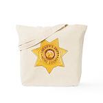 Mono County Sheriff Tote Bag