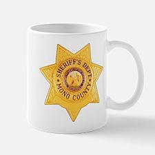 Mono County Sheriff Mug