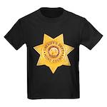 Mono County Sheriff Kids Dark T-Shirt