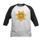 Mono County Sheriff Kids Baseball Jersey