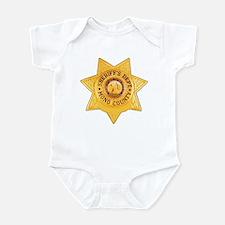 Mono County Sheriff Infant Bodysuit