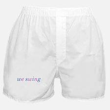 we swing Boxer Shorts