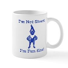 Vintage I'm Not Short I'm Fun Mug