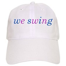 we swing Baseball Cap
